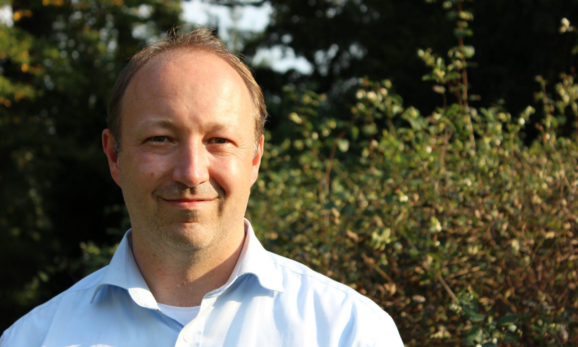 Prof. Dr. Thomas Rigotti, Professor für Arbeits-, Organisations- und Wirtschaftspsychologie