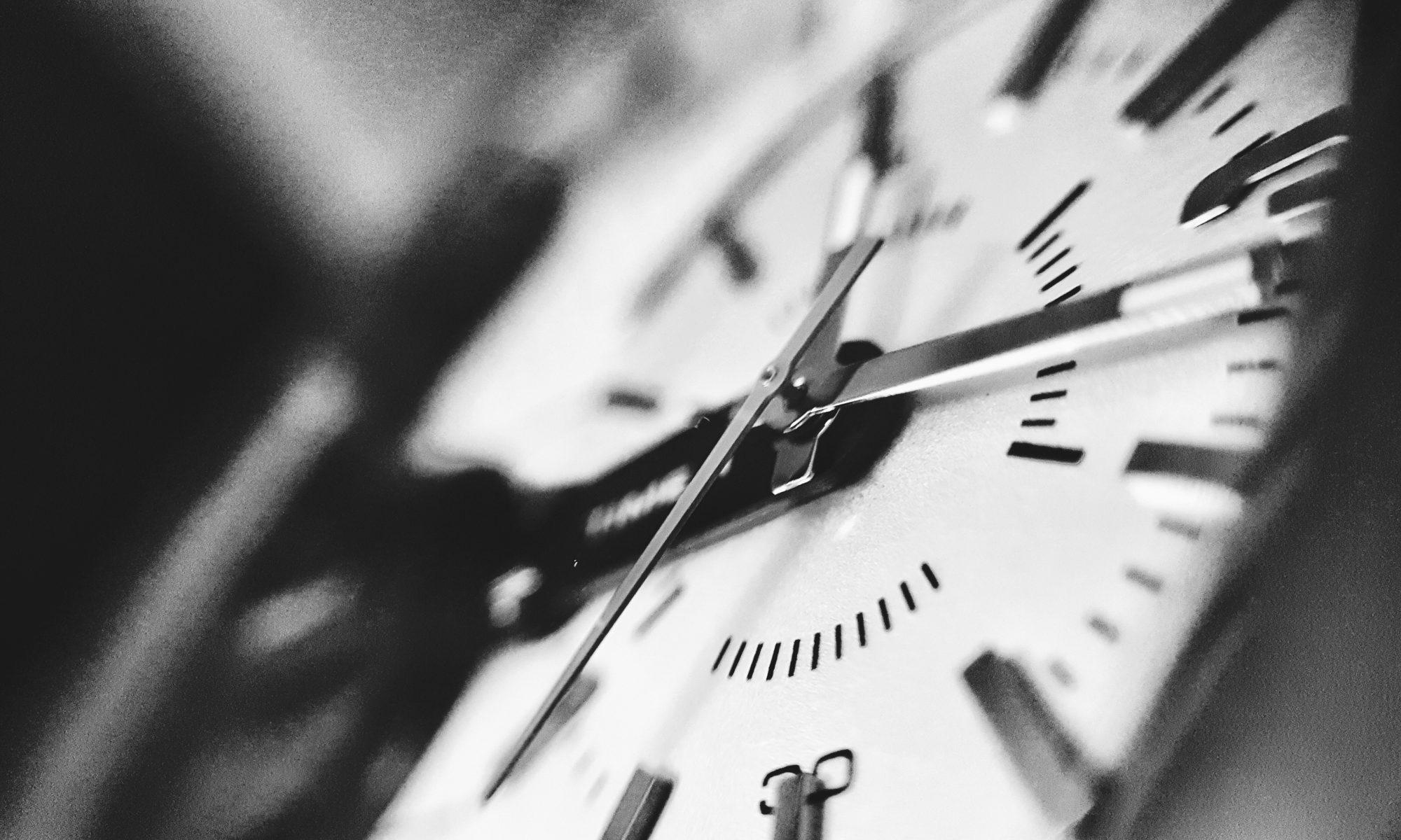 Uhr: Wie Zeit die Arbeitswelt verändert iafob deutschland