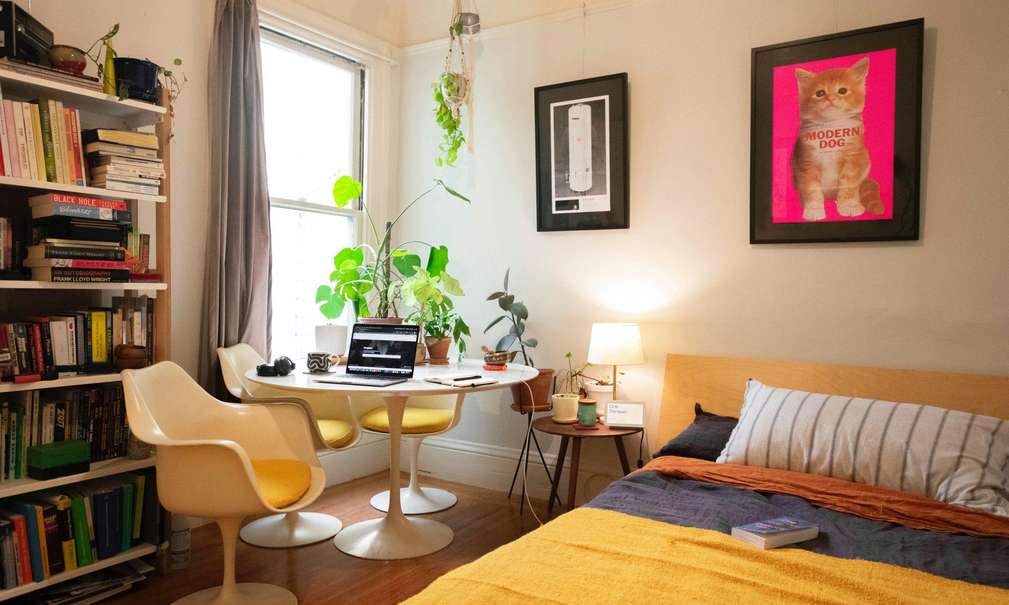 Arbeiten von zu Hause - Home Office