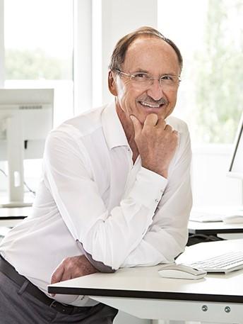 Josef Glöckl, Gründer und CEO der Aeris GmbH