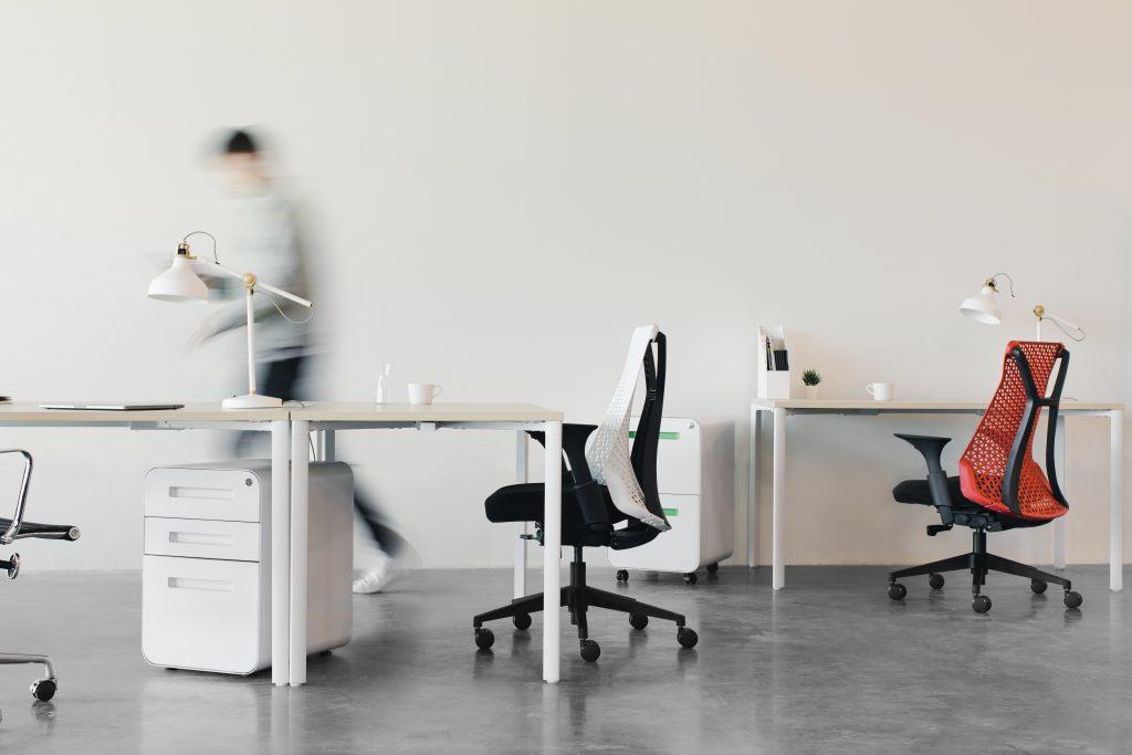 Wieviel Platz brauchen wir im Büro?